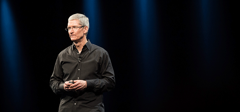 tim cook ceo apple inc